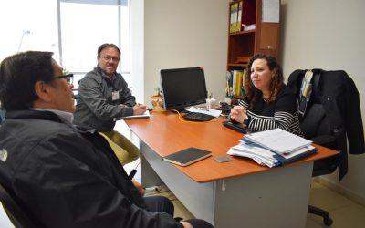 SEREMI de Salud y Decano de la Facultad de Medicina de la UDA se reunieron para concretar posibles futuros proyectos