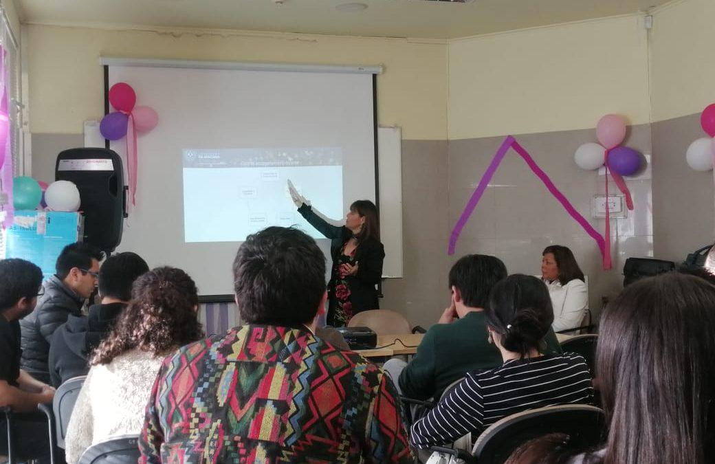Facultad de Medicina y Centro de Mejoramiento Docente en CESFAM El Palomar