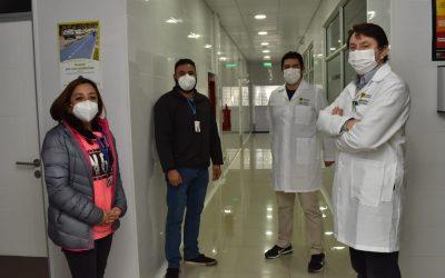 Laboratorio de Biología Molecular UDA analiza cerca de 300 exámenes COVID-19 provenientes de Antofagasta.