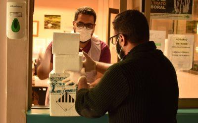 Atacama nuevamente apoya a la Región de Antofagasta en procesamiento de muestras Covid- 19.