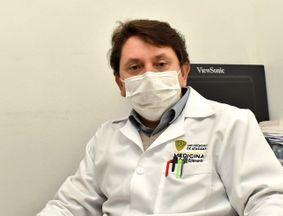 Entrevista a Cesar Echeverria, Director Técnico del Laboratorio de Biología Molecular UDA.