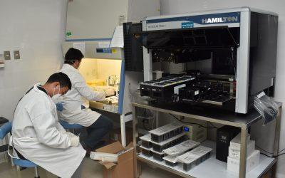 Laboratorio de la UDA superó los 50 mil análisis PCR en Atacama desde el inicio de la Pandemia.