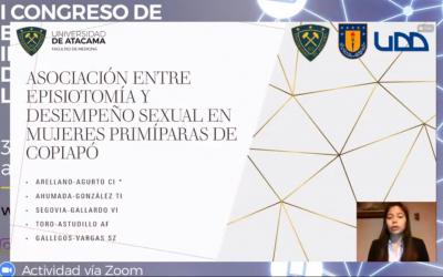 Estudiantes de Medicina UDA ganan el 1°lugar en la categoría Proyectos en CONEICS 2020.