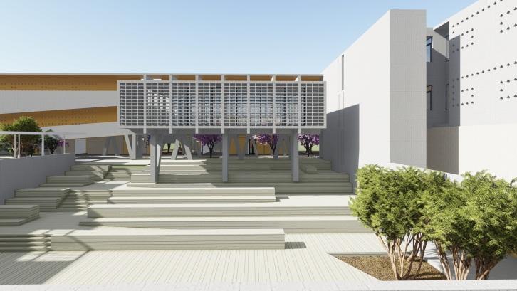MOP Atacama finalizó el diseño de la nueva Facultad de Medicina de la UDA