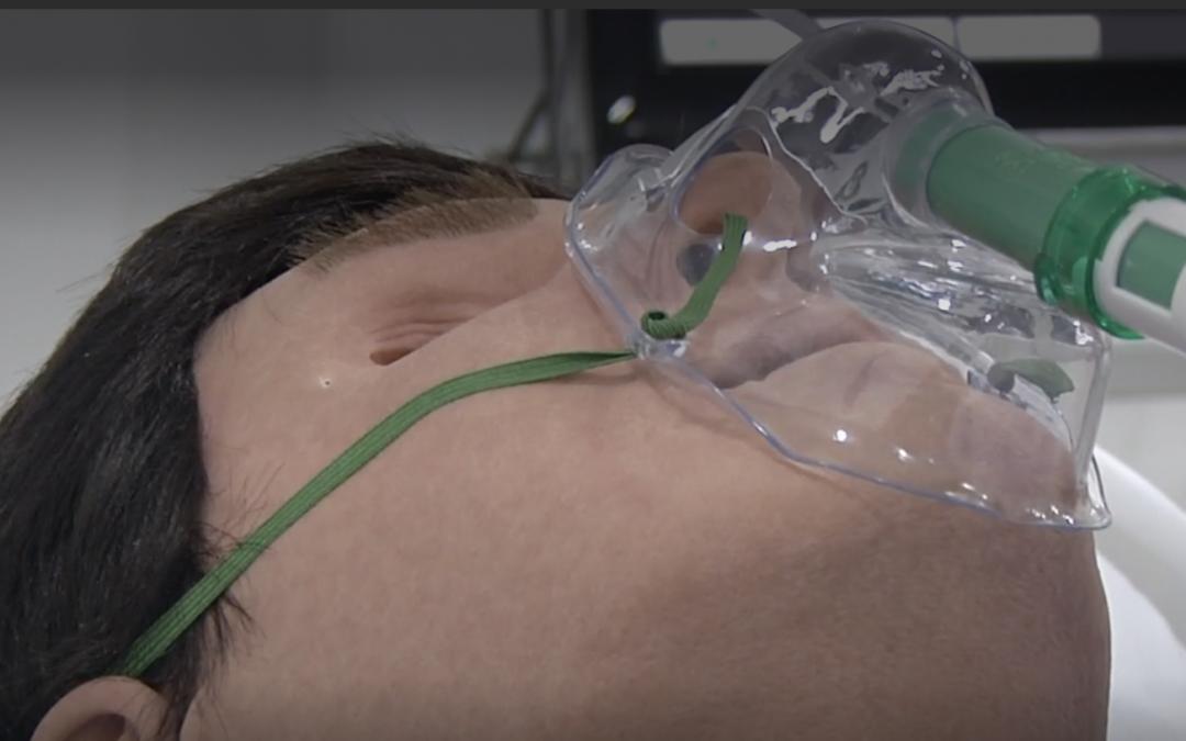 Moderno centro de simulación para Medicina